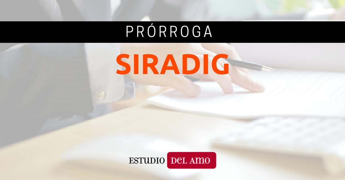 Prórroga SIRADIG 2018-min